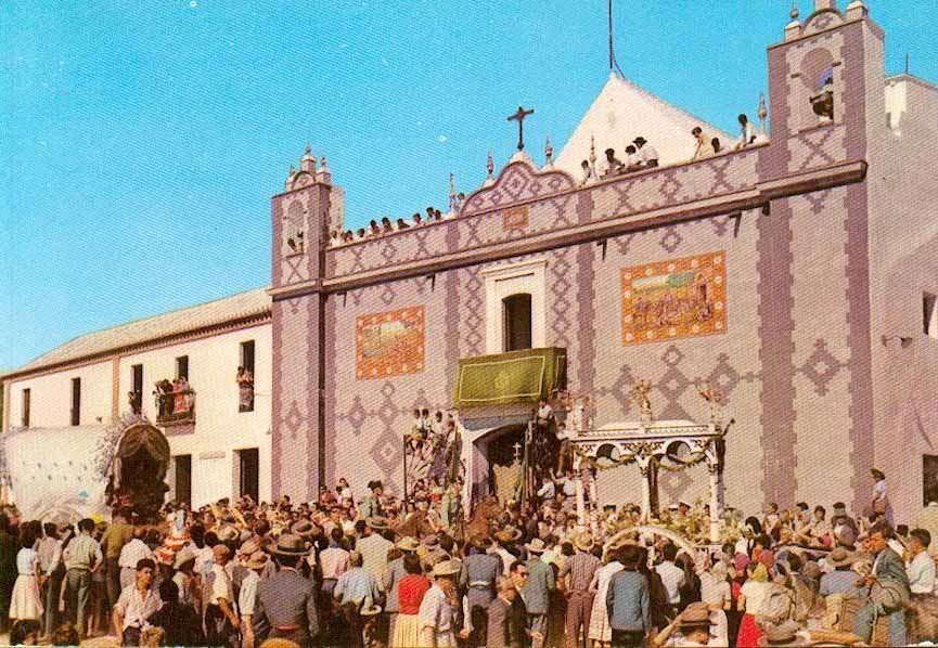 Fachada ermita tardio barroca 1963