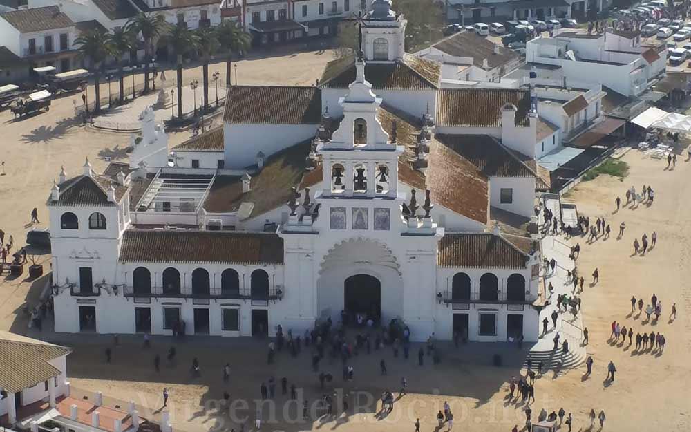 Santuario-Virgen-del-Rocio-vista-aerea