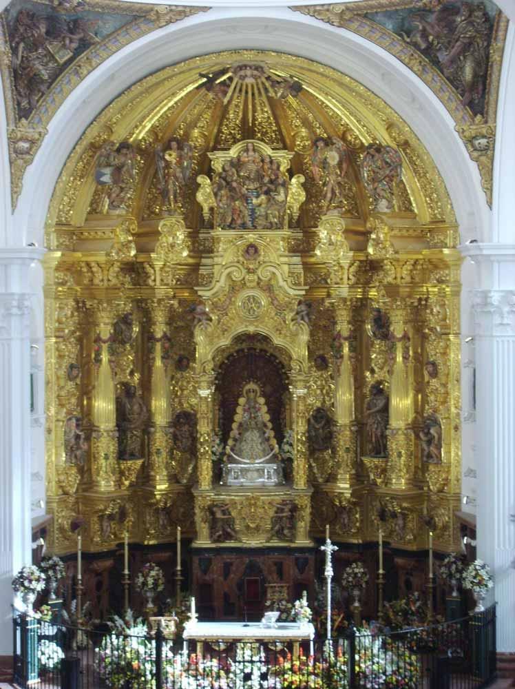 retablo-iglesia-Virgen-del-rocio