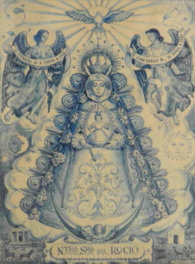 Cartel-Virgen-del-rocio-año-2002