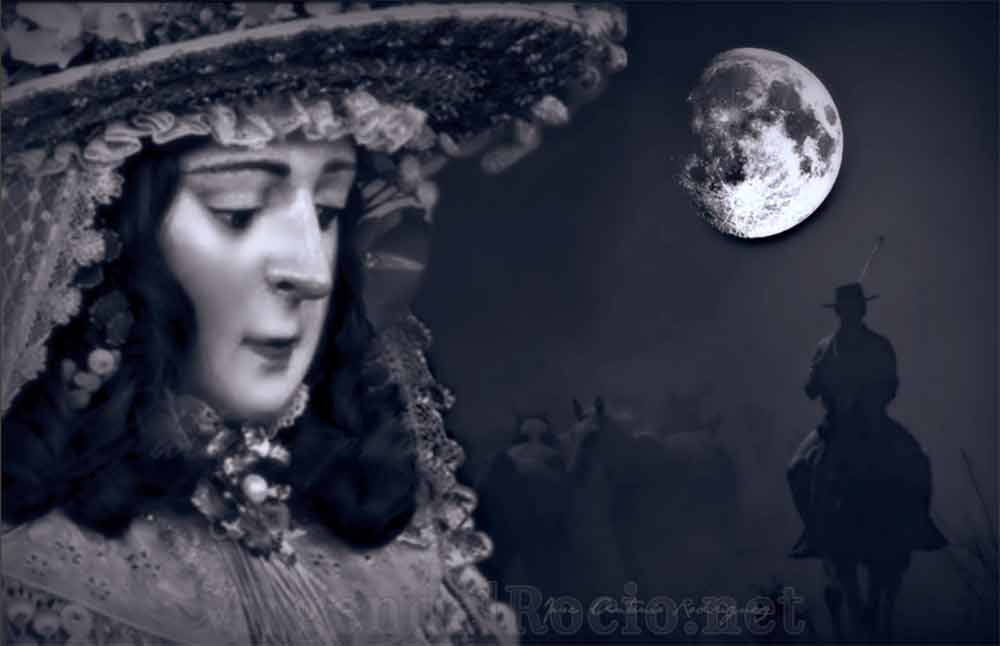 Virgen del Rocío pastora