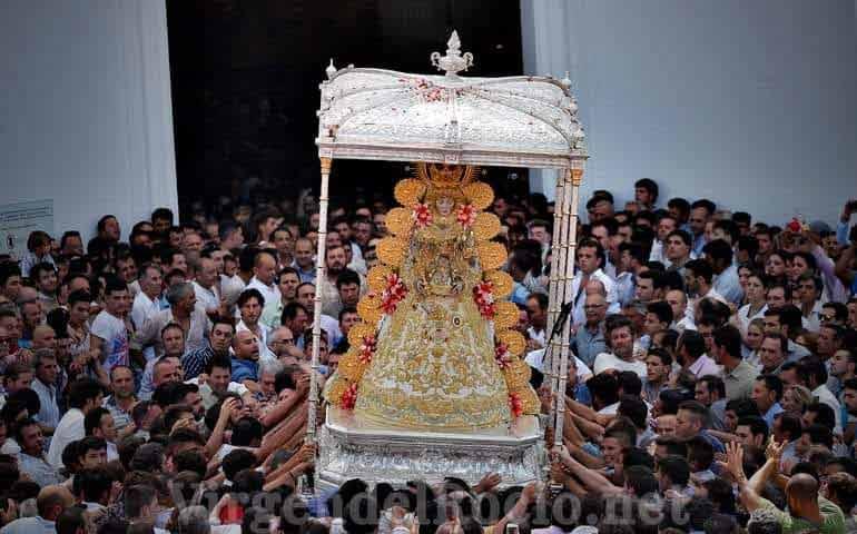 anderos Virgen-del-Rocío