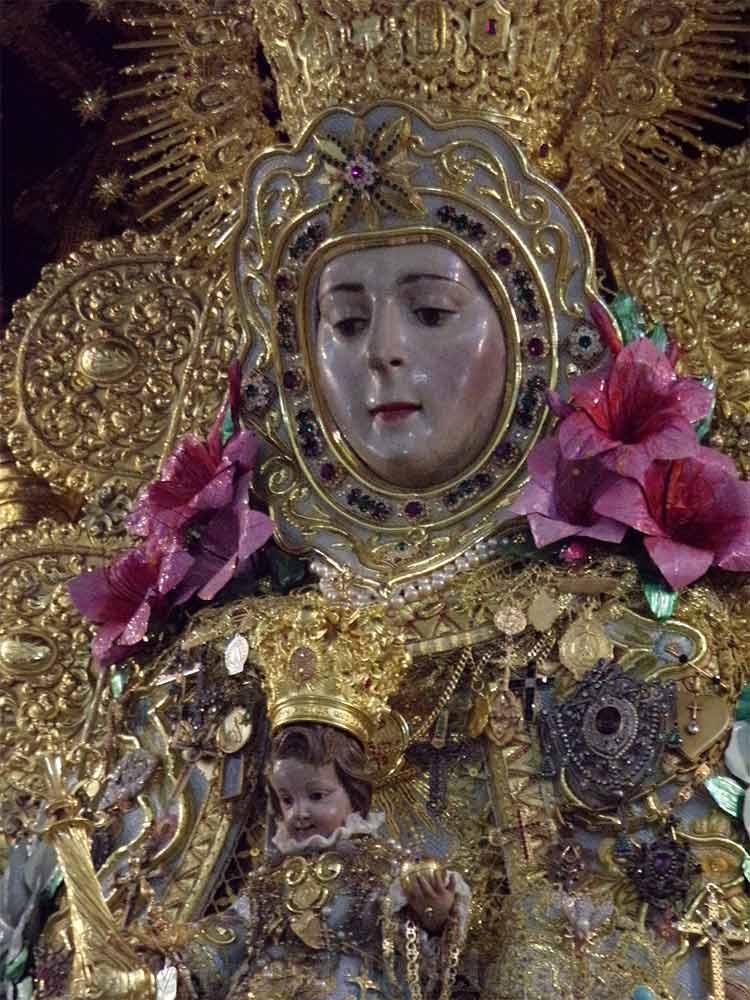 Foto Virgen del Rocío