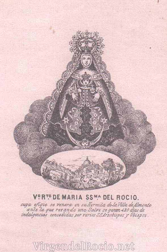 Virgen del Rocío de- Moguer