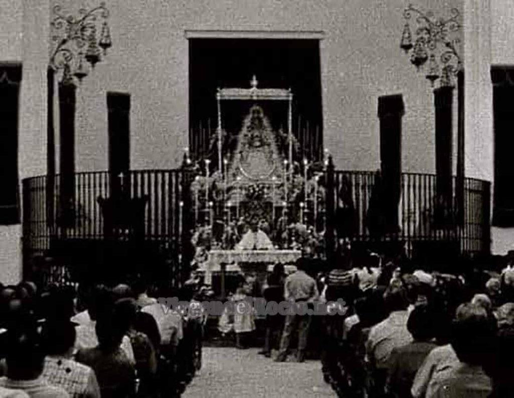 ermita del Rocío sin retablo