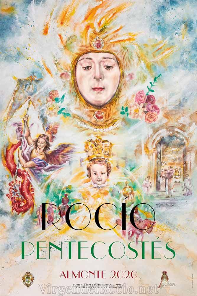 Cartel Virgen del Rocío 2020