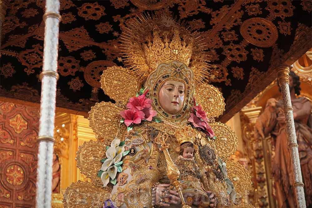 Corona Virgen del Rocío del amor