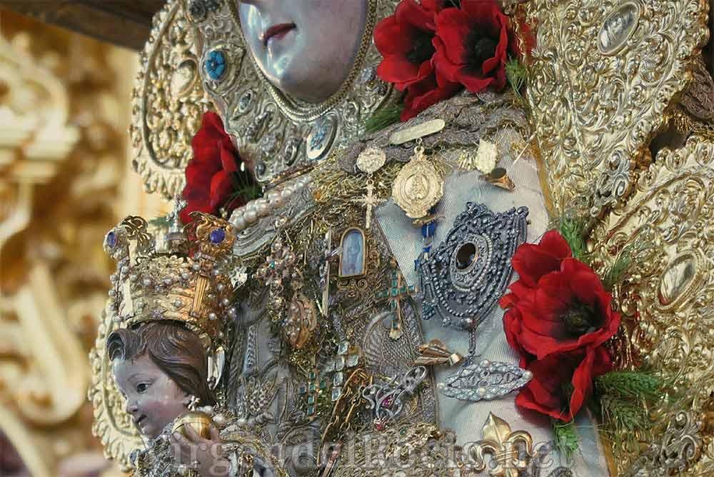 Alhajas Virgen del Rocio