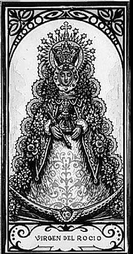 dibujo-Virgen-del-Rocio-de-Reina