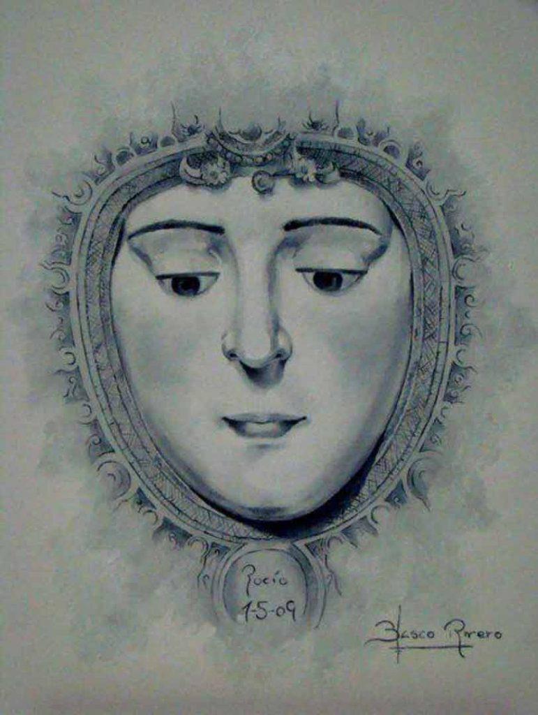 Dibujo de Blasco Romero