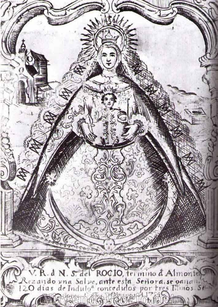 grabado-Virgen-del-Rocio-de-Tello-de-Eslava-1754