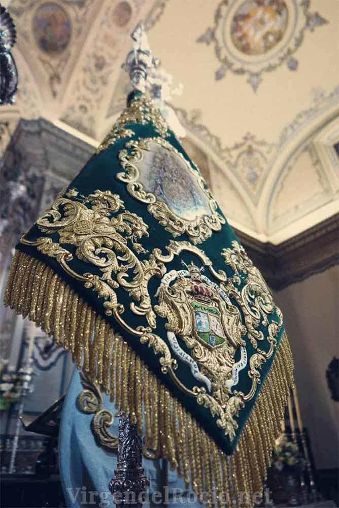 Guión de camino Virgen del Rocío Matriz Almonte