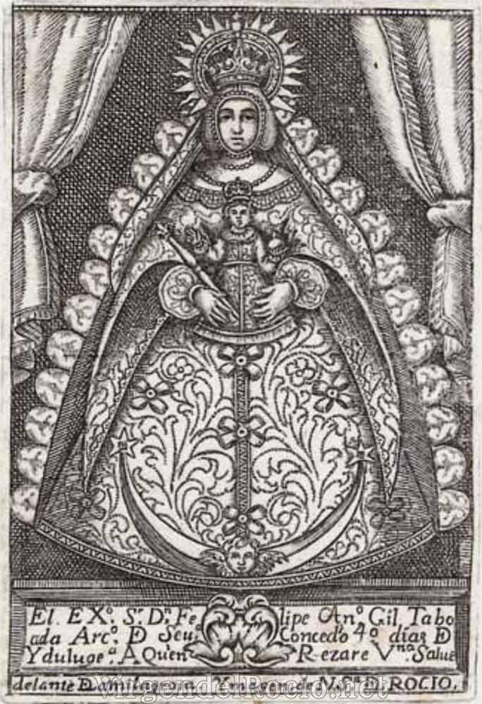 litografia-virgen-del-rocio