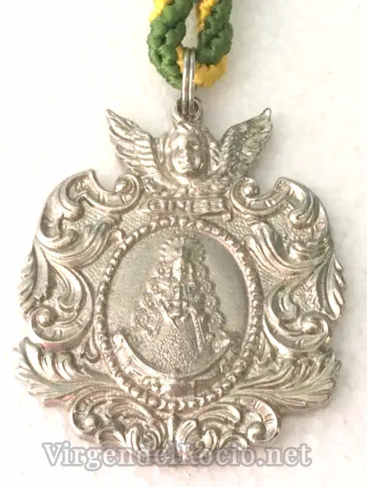 Medalla Virgen del Rocío de Gines