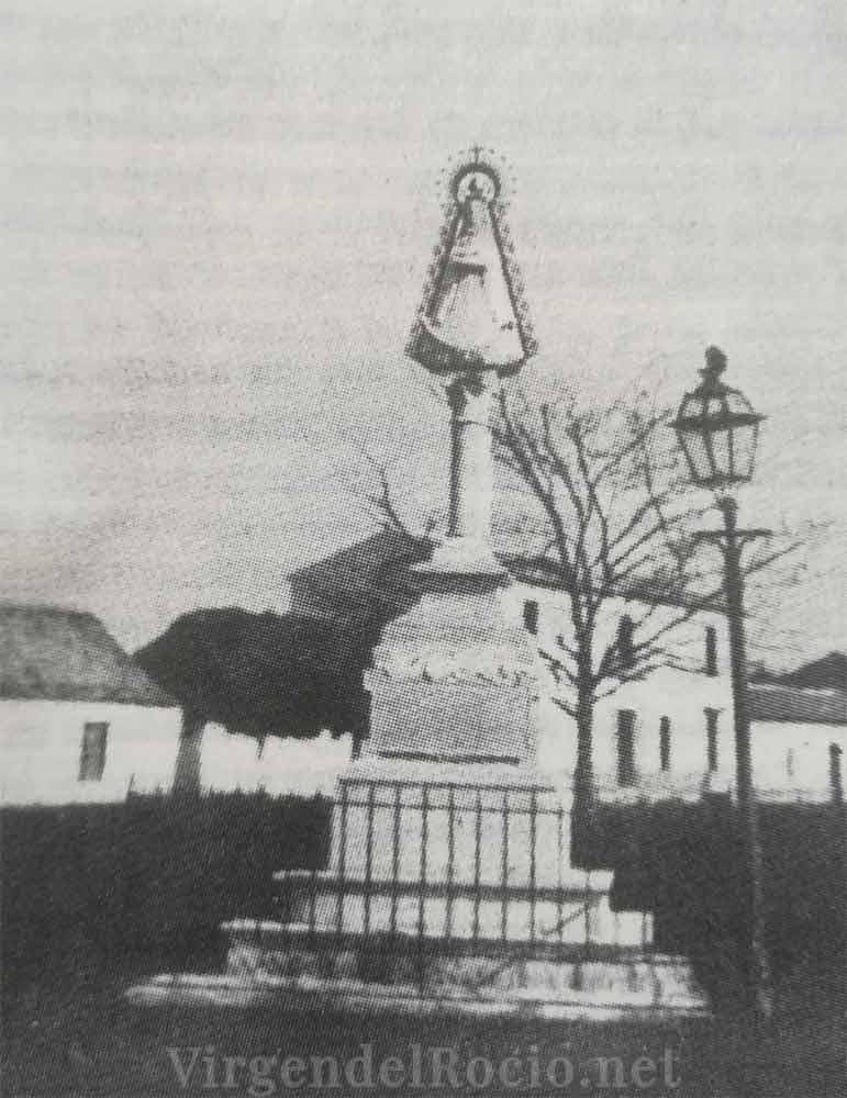 Monumento Virgen del Rocío