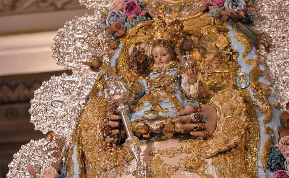 Niño Virgen del Rocío
