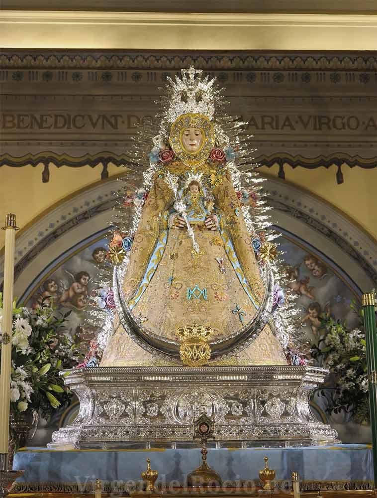 Saya Virgen del Rocío