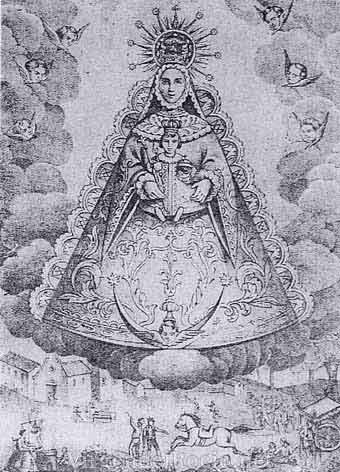 virgen-del-rocio-grabado-angeles-siglo-19