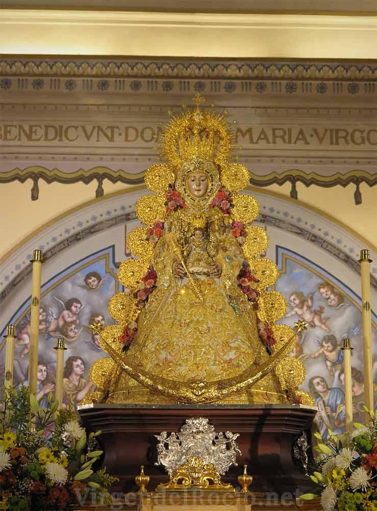 Rafagas Virgen del Rocío